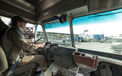 A UPS Story: Insights into the day-to-day of last mile drivers
